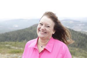 Karin Perers, ordförande i Mellanskog.