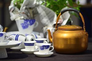 En kanna med kokkaffe kan vara en klokt miljöbeslut. FOTO: HENRIK MONTGOMERY / TT
