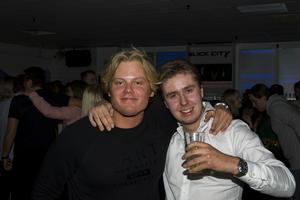 Kevin Nordin och Emil Nilsson.