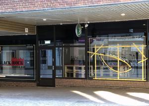 Inte ens ett ölsjapp verkar kunna går runt i Västerås centrum.
