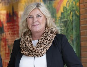 Ann-Charlotte Gavelin Rydman, Ordförande, Lärarförbundet Skolledare.