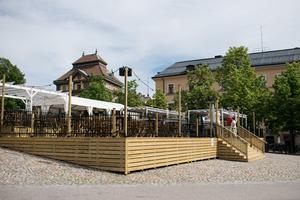 Trägår'n Bar & Grill tillhör samma koncern som Falun Bowling & Krog, som Robin Sjöholm är VD för.