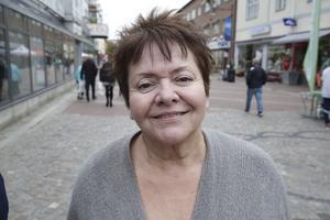 Carita Holmgren (L) får vara med och styra Ludvika de kommande fyra åren.