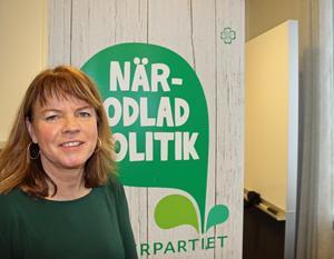 Karin Jonson är redan inne i politiken i Krokom, bland annat som ordförande för samhällsbyggnadsnämnden.
