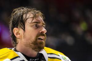Alexander Sahlin gör sin femte säsong i SSK, och den sjätte i hockeyallsvenskan. Foto: Andreas Sandström / Bildbyrån