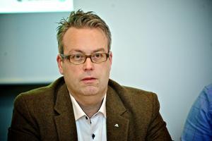Ulrik Bergman, kommunalrådskandidat för M i  Borlänges kommunalval i september.