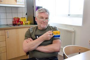 Lars Öhrling , lärare i matematik och no-ämnen, hoppas att det blir bra med den nye huvudägaren.
