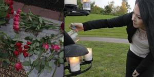 Vilja Bergkvist har valt sitt efternamn efter Ellinor och Helge Bergkvist, mormor och morfar, som omkom i Estonia-katastrofen. I september tände hon ett ljus vid minnesstenen för att hedra dem.