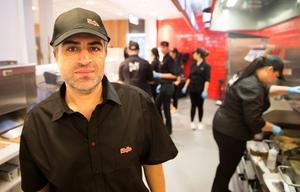 Sahin Bakac har drivit flera restauranger tidigare.