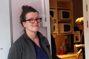En filial är inte samma sak som en hälsocentral förklarar Maria Gunsth som jobbar på Din hälsocentral i Bergsjö.