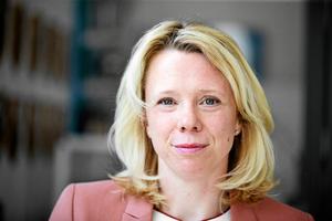 Advokat Susanna Cleve, målsägandebiträde beträffande mordet och mordförsöket i sommarstugan i augusti 2016.