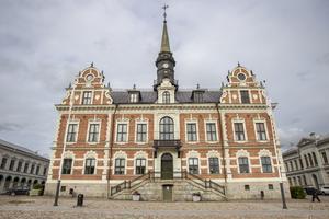 Söderhamns rådhus, Hälsinglands vackraste och Sveriges tionde vackraste byggnad.
