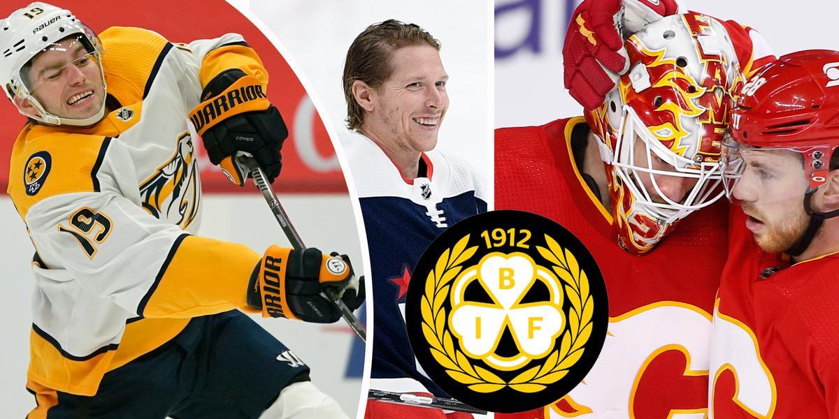 Här är ex-brynäsarna som kan hamna i nya NHL-laget Kraken – och de är skyddade