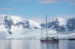 Antarktis. Foto: Milo Dahlmann