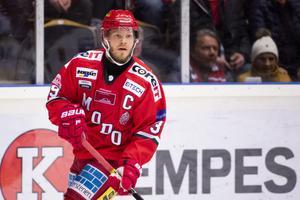 Tobias Enström drog ett jättelass, som vanligt. Bild: Erik Mårtensson/Bildbyrån