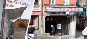 Debattören lyfter frågan om scenkonsten i Södertälje och tar upp såväl den nu nedlagda Sagateatern som Oktoberteatern.