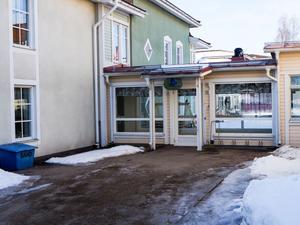 Blåvingen är ett gruppboende i kommunen som omfattas av besöksförbudet. Det gäller tills vidare.