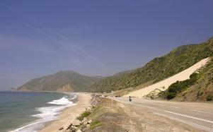 Highway 1 längs den kaliforniska kusten är en upplevelse.   Foto: Shutterstock.com