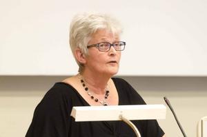 Birgitta Sedin är ordförande i Sidensjö Framtid.