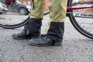 Genrebild. Småvägarna i Mora inbjuder inte till sköna cykelturer, skriver Cyklist – javisst.
