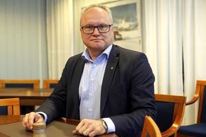 Glenn Nordlund (S), regionråd i Västernorrland