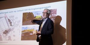 Förädla och inte fördärva. Det är mottot i Södertälje kommuns arbete med en framtida stadskärna. Medan andra städer i länet byggt upp sina stadskärnor, har Södertälje en unik stadskärna med anor, påpekar Mats Johannesson.