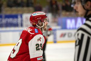 Johan Persson har varit en flitig poängplockare för Mora i vinter.