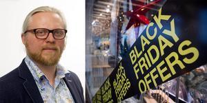 Är du ett offer för Black friday? Foto: Jessica Gow/TT
