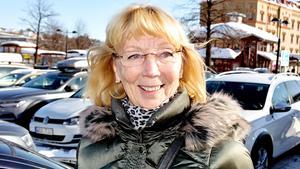 Vivianne Persson, 70 år, pensionär, Njurunda: