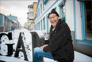 Gunnar Olsson fortsätter trots pensionen jobba med sin passion: sporten.