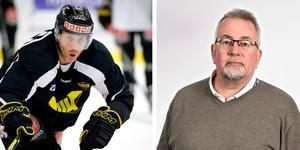 En artist är tillbaka i stan och det kommer att bli fågel eller fisk, inte mittemellan, skriver Sportens och Hockeypuls krönikör Per Hägglund.
