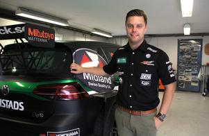 Andreas Ahlberg fick nöja sig med en fjärdeplats i totalen i TCR-serien, efter en misslyckad final på Mantorp.