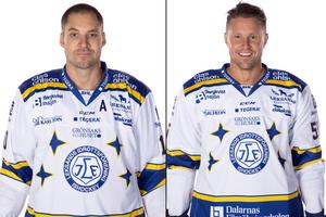Johan Fransson och Jonas Ahnelöv. Foto: Pelle Börjesson/Bildbyrån
