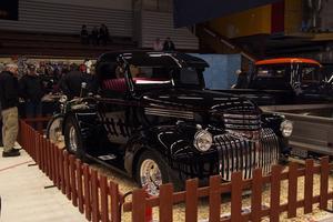 En Chevrolet EPA från 1945 som ägs av Olivia Larsson Kind i Mora.