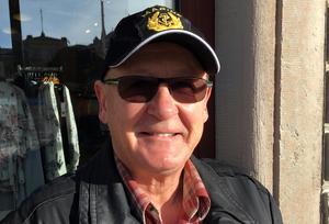 Göran Westberg, 69 år, pensionär, Sundsvall