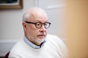 Lars Näslund, tillförordnad enhetschef för kirurgläkarna vid Örnsköldsviks Sjukhus.