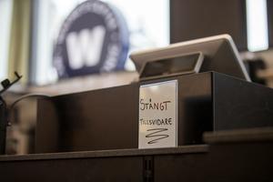 Wayne's coffee i Krämaren på Drottninggatan håller stängt tills vidare. Men snart öppnar kaféet igen.