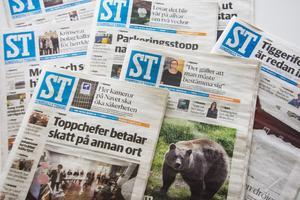 Enligt RAM:s studie blir 63 procent av lokaltidningen läst.