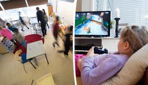 Skribenten förundras över den höga frånvaron bland många elever. Bild: Fredrik Sandberg/TT / Gorm Kallestad/TT
