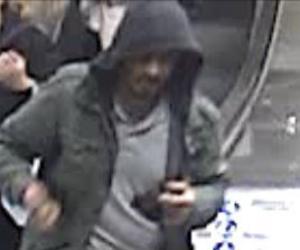 Rakhmat Akilov, misstänks för terrordådet på  Drottninggatan i Stockholm.