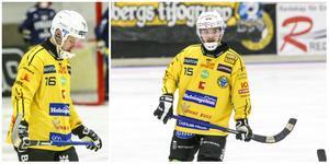 Jonas Nygren och Tatu Ässämäki.