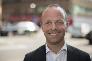 Martin Södergårds. Bild: Ingela Bendrot