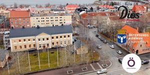 De största fastighetsägarna i centrala Östersund. Arkivfoto: Johan Axelsson