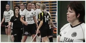 FBC Bollnäs damlag och 49-åriga veteranen Viktoria Segerkvist tar en tvingande paus från seriespel.
