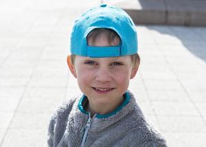 Loke Sjödin, 5 år, Sundsvall