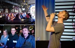 Fullt hus, höga förväntningar och en folkkär headliner. Under onsdagen 27 mars bjöd Skratta med Käften Comedy Club på en härlig skrattfest.