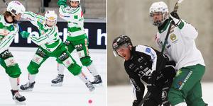 Martin Landström och Jesper Jonsson. Bild: Oliver Åbonde / Jonna Igeland