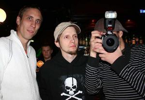 Oliver Twist. Niklas, Markus och liljeros.net