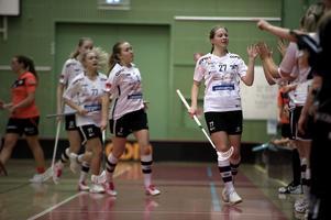 Öviks Hanna Kristoffersson gjorde två mål i slutperioden och sänkte rivalerna IBF i länsmötet.