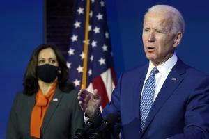 Joe Biden är vald till ny president i USA. Bakom honom står Kamala Harris, som inom kort blir den mäktigaste kvinnan i USA:s historia. Det är framför allt hon som ger nytt hopp.